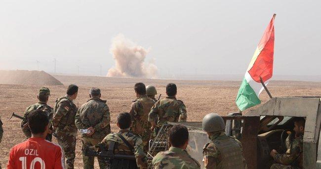 Musul'da çatışmalar yoğunlaştı