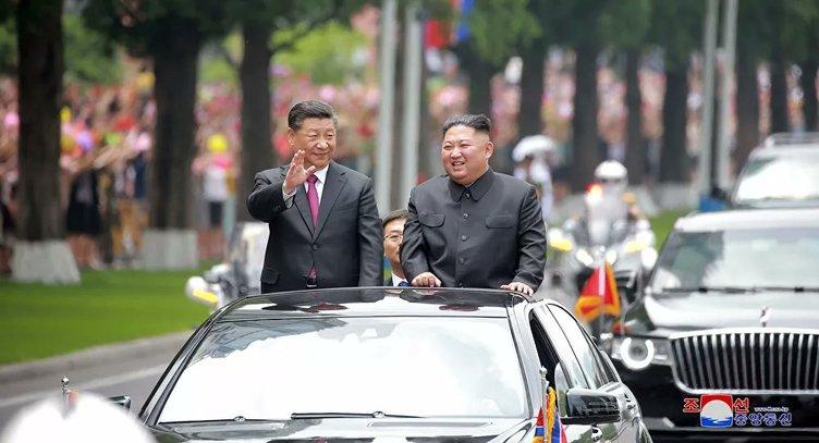 SON DAKİKA: Kuzey Kore lideri Kim Jong'dan flaş corona virüsü mesajı! Kuzey Kore lideri Kim Jong-un'un öldüğü iddia edilmişti...