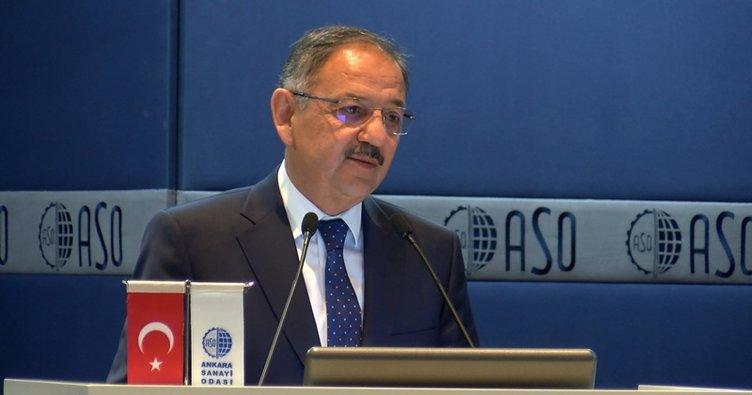 Özhaseki: CHP'de isyan başladı