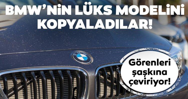Sonunda bu da oldu! BMW'nin lüks arabasını...
