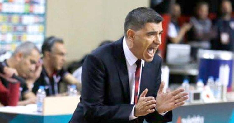 Eskişehir Basket, Berrocal ile yollarını ayırdı