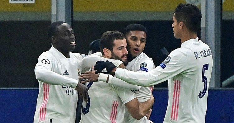 Inter 0-2 Real Madrid MAÇ SONUCU