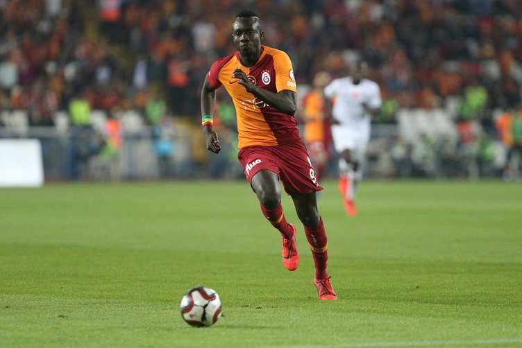 Diagne'den Akhisarspor - Galatasaray maçı sonrası olay hareket!