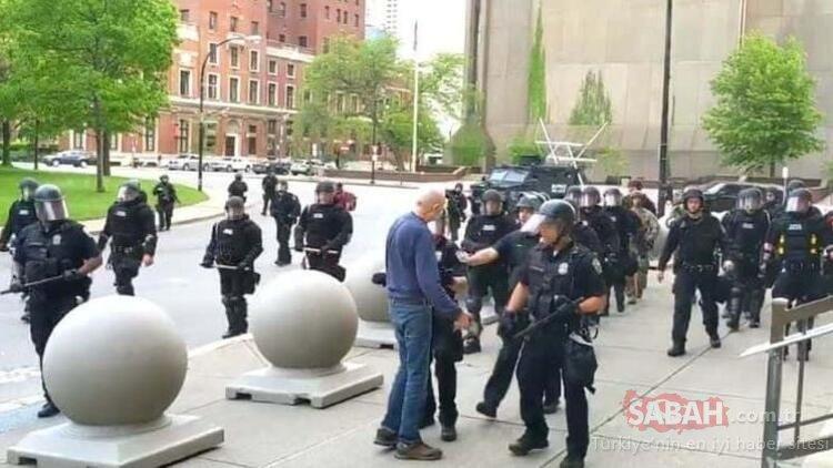 ABD'de korkutan haber! George Floyd protestolarına katılanlar arasında...