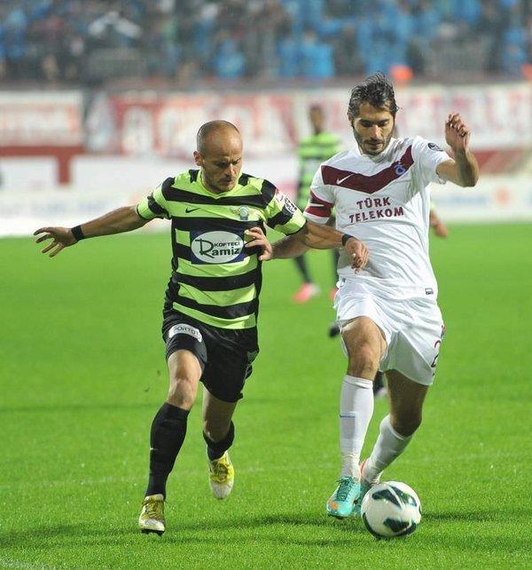 Trabzonspor - Akhisar Belediyespor