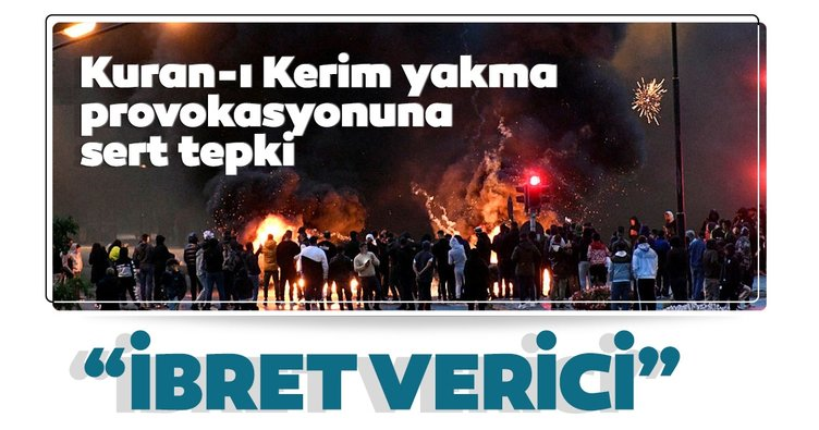 Dışişleri'nden, İsveç'te Kuran-ı Kerim yakma provokasyonuna tepki