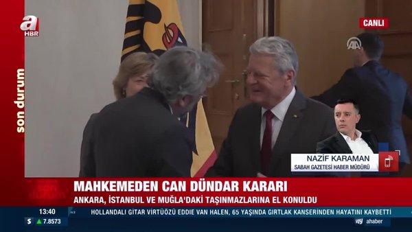 Mahkemeden Can Dündar kararı! Ankara, İstanbul ve Muğla'daki taşınmazlarına el konuldu | Video