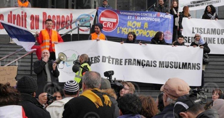 Fransa'da İslam karşıtlığı oylaması