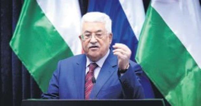 Abbas yeniden başkan