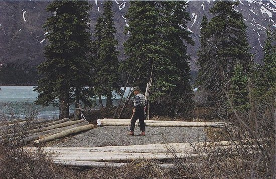 Alaska'da 30 yıl...