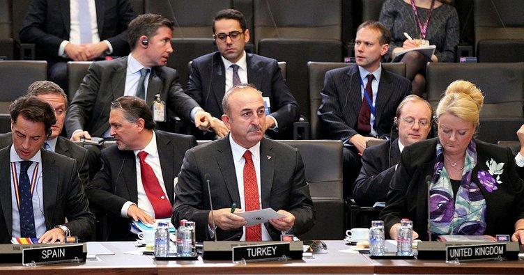NATO Dışişleri Bakanları Brüksel'de toplandı