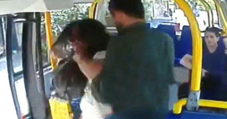 Şort giydiği için Melisa Sağlam'ı darp eden saldırgana tutuklama