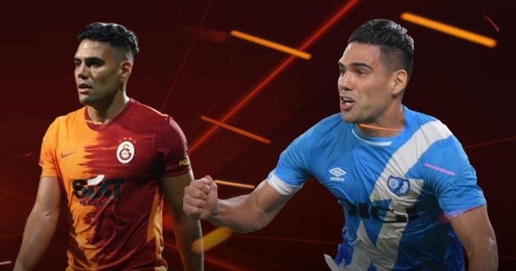 Radamel Falcao için çarpıcı manşet! Galatasaray ile dalga geçiyorlar