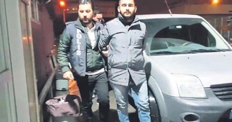 İzmir'de terör operasyonu: 24 gözaltı