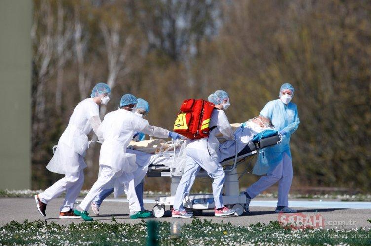 Son dakika: Coronavirüs bilançosu açıklandı! O ülkede korkunç vaka artışı yaşanıyor