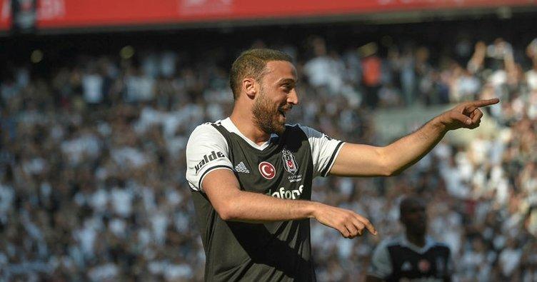 Beşiktaş, Cenk Tosun'la coştu