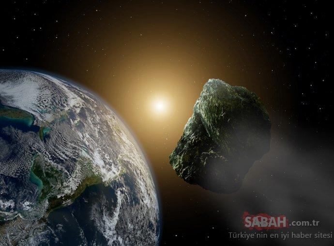 NASA'dan korkutan açıklama! 'Potansiyel olarak tehlikeli' görülen dev asteroid Dünya'ya yaklaşıyor