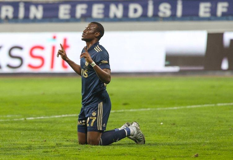 Son dakika: Fenerbahçe'nin Buopendza transferinde 'Samatta taktiği' tutmadı!