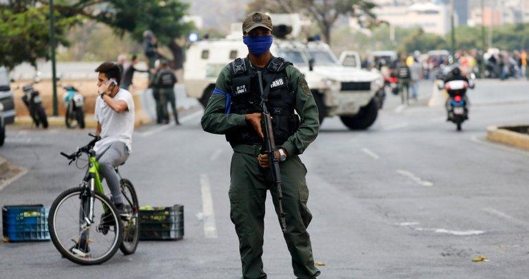 Venezuela'da yeni darbe girişimi! Maduro çağrıda bulundu