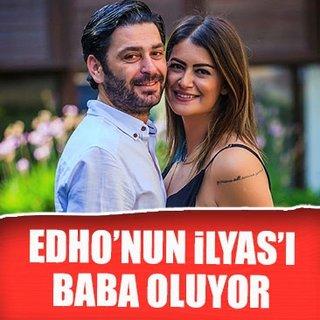 EDHO'nun İlyas'ı Ozan Akbaba baba oluyor