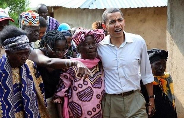 Obama'nın köyü