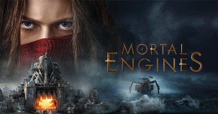 Ölümcül Makineler filmi konusu nedir ve oyuncuları kimler? Ölümcül Makineler konusu, oyuncuları ve IMDB puanı