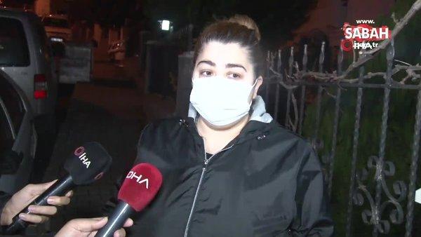 Son dakika! İstanbul Maltepe'de doğalgaz kaçağı paniği   Video
