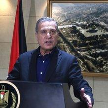 Filistin yönetiminden Beyaz Saray'a tepki!