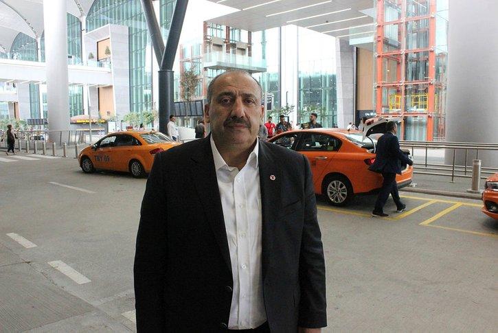 istanbul havalimani taksicilerinden uber aciklamasi 1559392305211