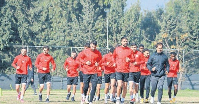 Hatayspor, Denizlispor maçına odaklandı