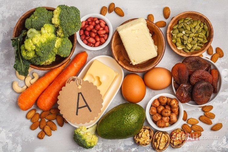 Vitamin eksikliğinde ne gibi sorunlar ortaya çıkıyor? İşte vitamin eksikliği belirtileri...