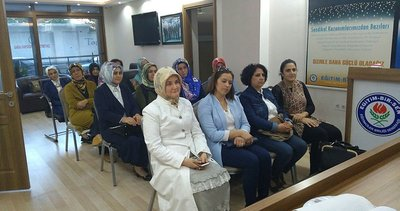 Eğitim-Bir-Sen Kadınlar Komisyonu görev başında