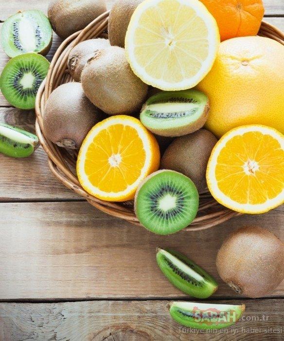 Koronavirüse karşı 9 güçlü savaşçı! İşte bağışıklığı güçlendirmede önemli gıdalar