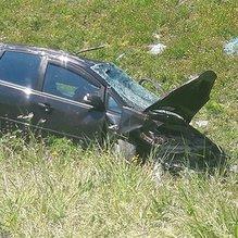 Son Dakika: TEM'de feci kaza! Bahçeşehir'de takla atan araçta 2'si ağır 3 kişi yaralı