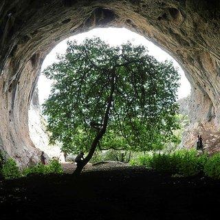Deliklitaş Mağarası'na ziyaretçi akını