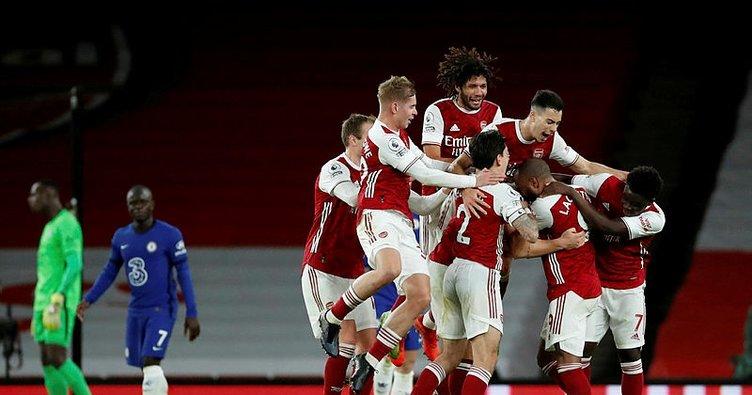 Arsenal 3-1 Chelsea | MAÇ SONUCU