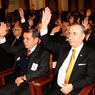 Galatasaray, başkanını seçiyor (Canlı)