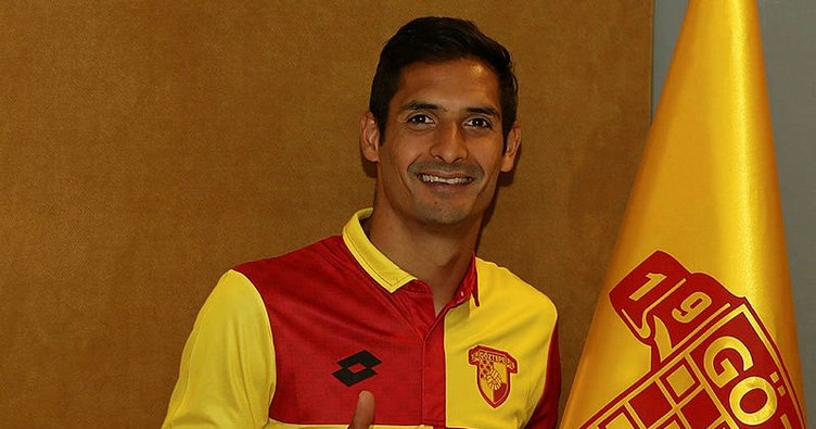 Yeni transfer, Galatasaray maçında sahada...