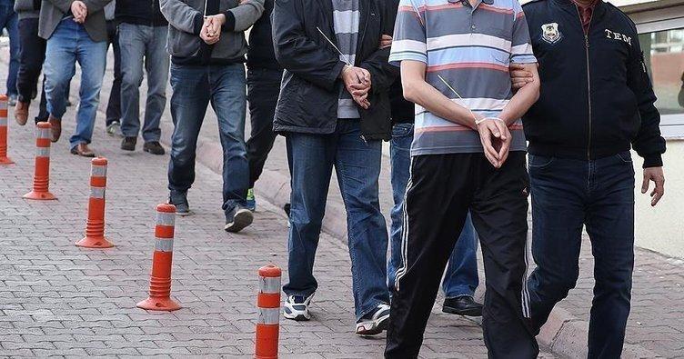 Bursa'da FETÖ/PDY operasyonu ihraç edilen 26 polise gözaltı