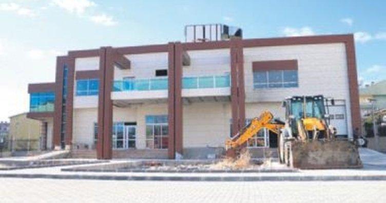İlk badminton spor kompleksi için geri sayım