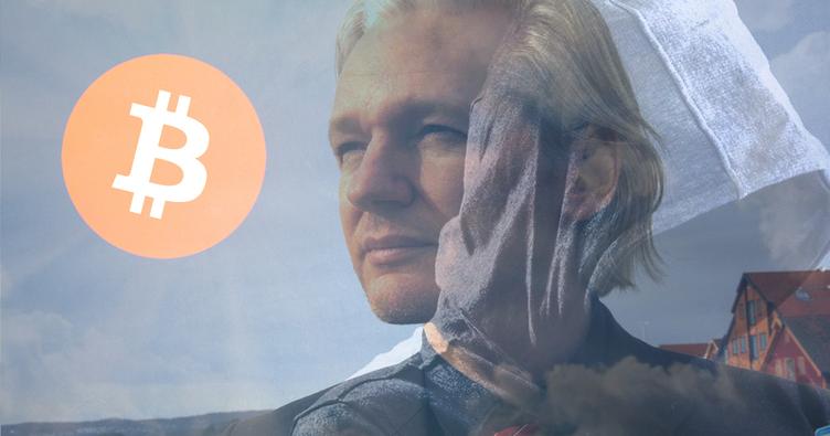 Wikileaks, ABD'ye bitcoin için teşekkür etti