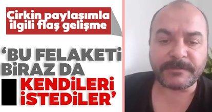 SON DAKİKA HABERLERİ: İzmir'deki deprem için, 'Biraz da kendileri istediler' demişti! O paylaşım ile ilgili flaş gelişme...