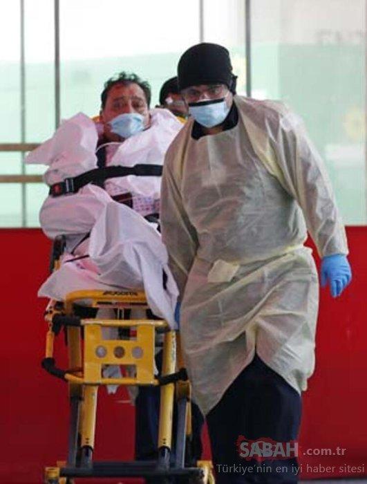 Son dakika: Korkunç haber! Koronavirüs nedeniyle huzurevinde ölenler...