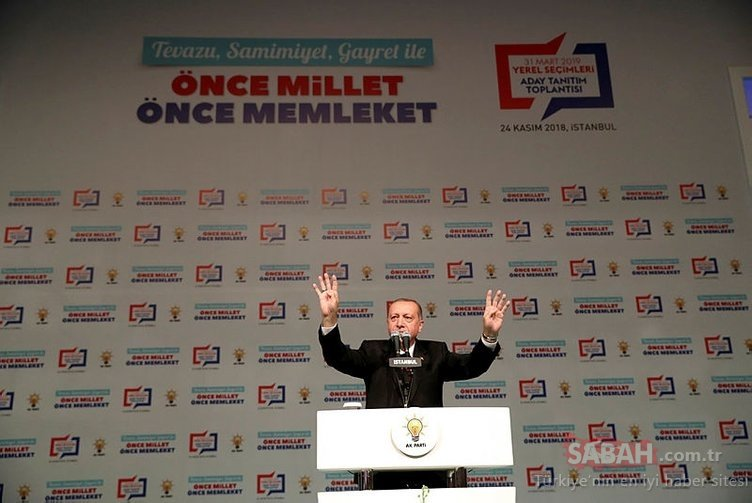 Son dakika: AK Parti'nin belediye başkan adayları açıklandı! Ak Parti 2019 Belediye Başkan adayları
