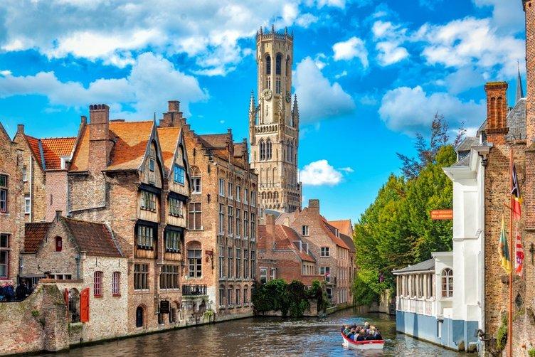 Dünyanın en romantik 5 kenti...