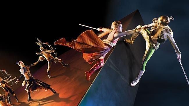 Cirque du Soleil'de korkunç ölüm