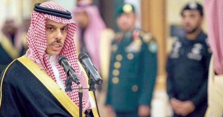 Son dakika: Suudi Arabistan Dışişleri Bakanı: Türkiye ile iyi ve mükemmel ilişkilere sahibiz