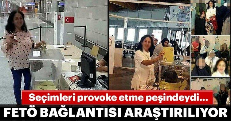 Şengül Erdoğan'ın FETÖ bağlantısı olup olmadığı araştırılıyor