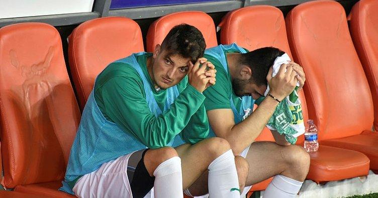 Bursaspor en kötü sezonunu geçirdi