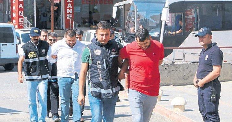 Kahramanmaraş'ta suç örgütlerine operasyon